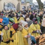 foto: Orszak Trzech Króli przeszedł ulicami Sokołowa! - DSC0401 150x150