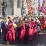 foto: Orszak Trzech Króli przeszedł ulicami Sokołowa! - DSC0462 150x150