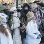foto: Orszak Trzech Króli przeszedł ulicami Sokołowa! - DSC0545 150x150