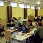 """foto: Goście z Białorusi w Kręgu Szkoły """"Jedynki"""" - pisanie scenariusze zajęc 150x150"""