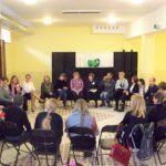 """foto: Goście z Białorusi w Kręgu Szkoły """"Jedynki"""" - doswiadczanie metody 150x150"""