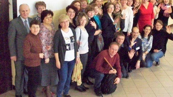 Goście z Białorusi