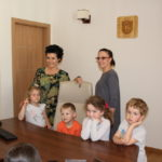 foto: Czterolatki z Miejskiego Przedszkola nr 2 odwiedziły Urząd Miasta w Sokołowie Podlaskim - IMG 1650 150x150