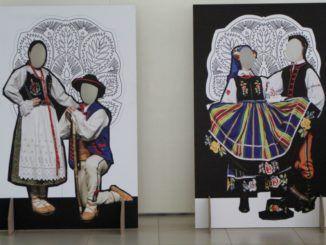 Prace prezentowane na wystawie