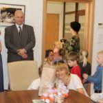 foto: Czterolatki z Miejskiego Przedszkola nr 2 odwiedziły Urząd Miasta w Sokołowie Podlaskim - IMG 1654 150x150
