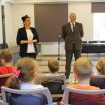 foto: Czterolatki z Miejskiego Przedszkola nr 2 odwiedziły Urząd Miasta w Sokołowie Podlaskim - IMG 1664 150x150