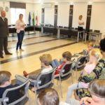 foto: Czterolatki z Miejskiego Przedszkola nr 2 odwiedziły Urząd Miasta w Sokołowie Podlaskim - IMG 1670 150x150