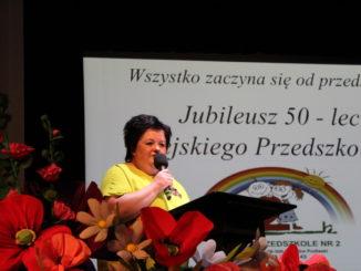 Uczestnicy uroczystości jubileuszowych