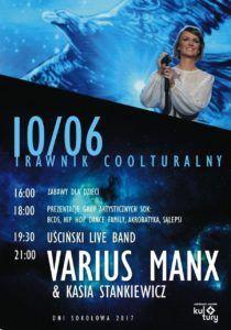 foto: Varius Manx & Kasia Stankiewicz w Sokołowie Podlaskim - Varius Manx 210x300