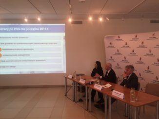 Konferencja Polskiej Spółki Gazownictwa