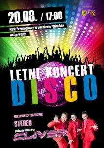 foto: Letni Koncert Disco - DISCO POLO 212x300