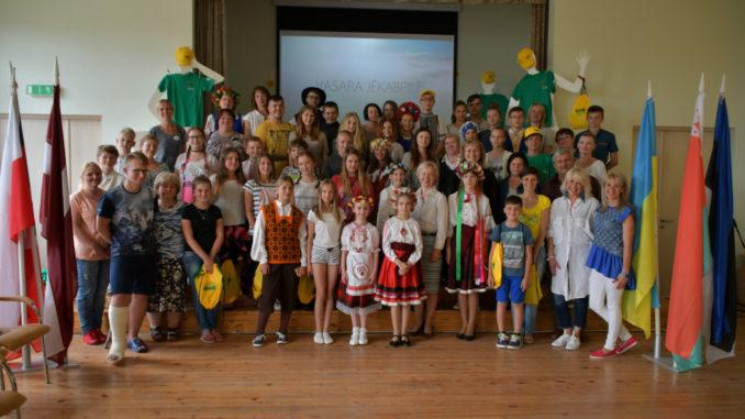 Dzieci w Jekabpils