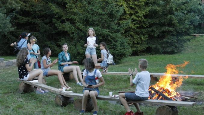 Dzieci z Dubna w Sokołowie