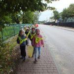 foto: Przedszkolaki z Dwójki posprzątały świat ! - DSCF8241 150x150