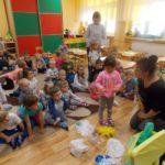 foto: Przedszkolaki z Dwójki posprzątały świat ! - DSCN8455 150x150