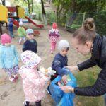 foto: Przedszkolaki z Dwójki posprzątały świat ! - DSCN0239 150x150