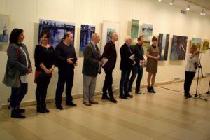 foto: Wystawa poplenerowa z I Pleneru Malarsko-Fotograficznego w Drohiczynie - 07 1 300x200