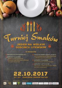 foto: Smakowita jesień na Wielkim Gościńcu Litewskim. - plakat 01 212x300