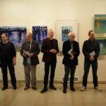 Widzowie wystawy poplenerowej