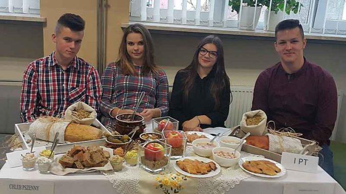 Uczestnicy Święta Chleba