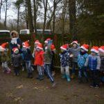 foto: Spotkanie z Mikołajem na leśnej polanie - 4 150x150