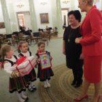 foto: Przedszkolaki z MP2 w Pałacu Prezydenckim - DSCF8699 150x150