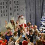 foto: Święty Mikołaj ponownie odwiedził Miejską Bibliotekę Publiczną - M1 150x150