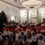 foto: Przedszkolaki z MP2 w Pałacu Prezydenckim - 20171206 125829 150x150
