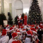 foto: Przedszkolaki z MP2 w Pałacu Prezydenckim - 20171206 130554 150x150