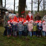 foto: Spotkanie z Mikołajem na leśnej polanie - 7 150x150