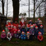 foto: Spotkanie z Mikołajem na leśnej polanie - 8 150x150