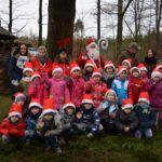 foto: Spotkanie z Mikołajem na leśnej polanie - 9 150x150