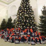 foto: Przedszkolaki z MP2 w Pałacu Prezydenckim - DSCF8495 150x150
