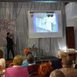 """foto: Promocja monografii naukowej """"Obóz Pracy Treblinka I - Metodyka integracji danych wieloźródłowych"""" - DSC 0013 150x150"""