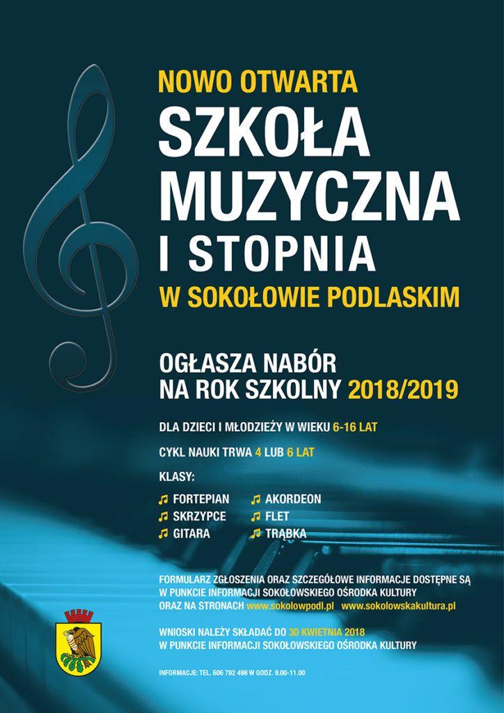 foto: Szkoła Muzyczna I stopnia w Sokołowie Podlaskim - szkola muzyczna 3 724x1024