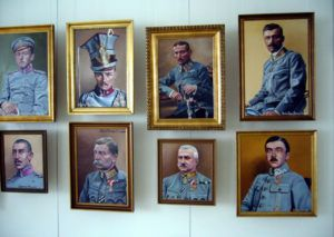 """foto: Wystawa """"100 legionistów na 100-lecie Niepodległości"""" - w 13 300x213"""