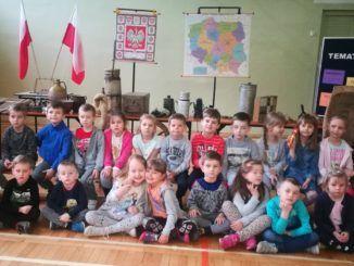Uczestnicy lekcji historii