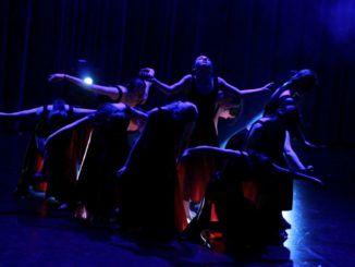 Uczestnicy występów podczas gali