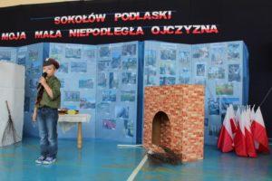 """foto: """"SOKOŁÓW PODLASKI - MOJA MAŁA NIEPODLEGŁA OJCZYZNA"""" konkurs w Leśnej Krainie - 1 1 300x200"""