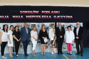 """foto: """"SOKOŁÓW PODLASKI - MOJA MAŁA NIEPODLEGŁA OJCZYZNA"""" konkurs w Leśnej Krainie - 19 1 300x200"""