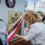 foto: Odsłonięto pomnik  Pamięci sokołowian-Żołnierzy Armii Krajowej, cichociemnych - spadochroniarzy walczących o Niepodległość Ojczyzny - 6T6A8805 150x150