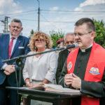 foto: Odsłonięto pomnik  Pamięci sokołowian-Żołnierzy Armii Krajowej, cichociemnych - spadochroniarzy walczących o Niepodległość Ojczyzny - 6T6A8821 150x150