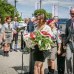 foto: Odsłonięto pomnik  Pamięci sokołowian-Żołnierzy Armii Krajowej, cichociemnych - spadochroniarzy walczących o Niepodległość Ojczyzny - 6T6A8847 150x150