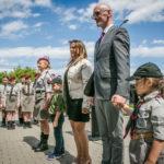 foto: Odsłonięto pomnik  Pamięci sokołowian-Żołnierzy Armii Krajowej, cichociemnych - spadochroniarzy walczących o Niepodległość Ojczyzny - 6T6A8855 150x150