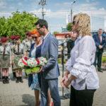 foto: Odsłonięto pomnik  Pamięci sokołowian-Żołnierzy Armii Krajowej, cichociemnych - spadochroniarzy walczących o Niepodległość Ojczyzny - 6T6A8859 150x150