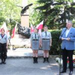 foto: VI Sztafeta śladami ks. gen. Stanisława Brzóski za nami - IMG 7653 150x150