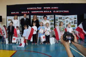 """foto: """"SOKOŁÓW PODLASKI - MOJA MAŁA NIEPODLEGŁA OJCZYZNA"""" konkurs w Leśnej Krainie - 15 1 300x200"""