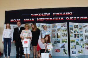 """foto: """"SOKOŁÓW PODLASKI - MOJA MAŁA NIEPODLEGŁA OJCZYZNA"""" konkurs w Leśnej Krainie - 16 1 300x200"""