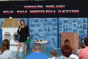 """foto: """"SOKOŁÓW PODLASKI - MOJA MAŁA NIEPODLEGŁA OJCZYZNA"""" konkurs w Leśnej Krainie - 2 1 300x200"""