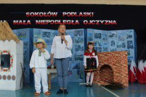 """foto: """"SOKOŁÓW PODLASKI - MOJA MAŁA NIEPODLEGŁA OJCZYZNA"""" konkurs w Leśnej Krainie - 3 1 300x200"""